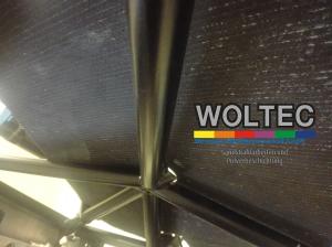 Woltec Rahmen gepulvert
